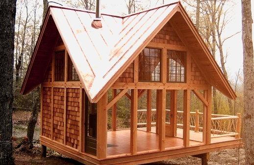 Timber Tea House